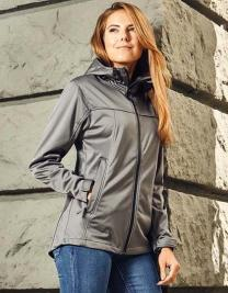 Women´s Hoody Softshell Jacket